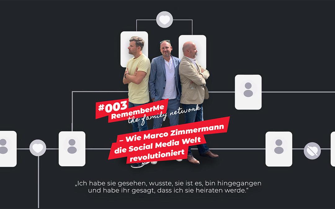Marco Zimmermann zu Gast im HAUPTSTADTPODCAST